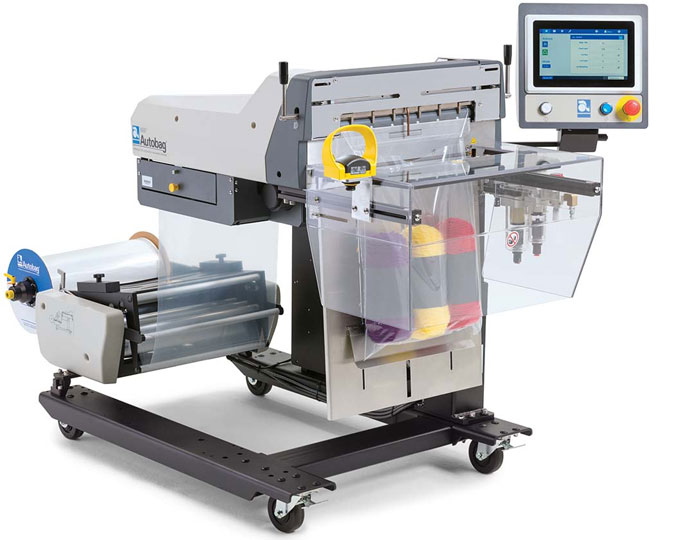 Autobag 600 Wide Bagging System