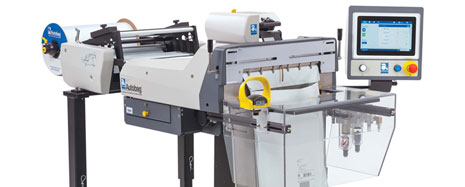 Autobag 650 Wide Bagging System