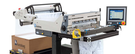 Autobag 800S Wide Bagging System