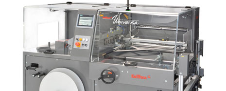 Kallfass Universa 500T Intermittent Side Sealer