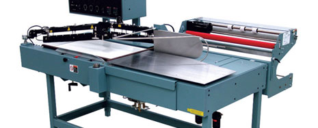 Shanklin Semi Automatic L Bar Sealers