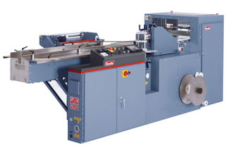 Hy-Speed HS-1 & HS-3 Automatic Wrappers