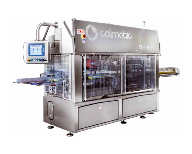 Colimatic Automatic TDF Tray Sealers 1650, 1900, and 2200