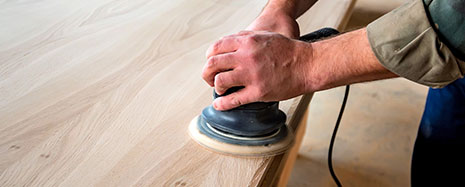 Furniture and Wood Sanding