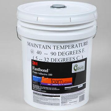 100Nf Fastbond Contact Neutral Adhesive Pail 5Gl/Cs