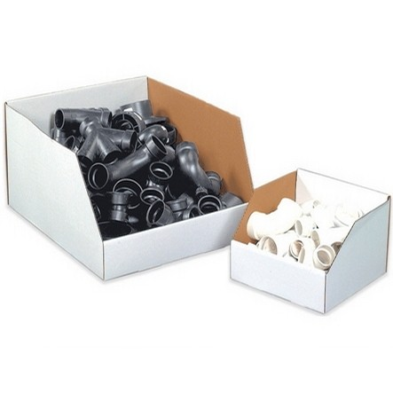 "12 X 18 X 10"" Jumbo Corrugated Bin Boxes 25/Bn 300/Plt"