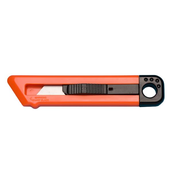 Auto-Retracting Utility Knife Plastic Body 12Ea/Ctn