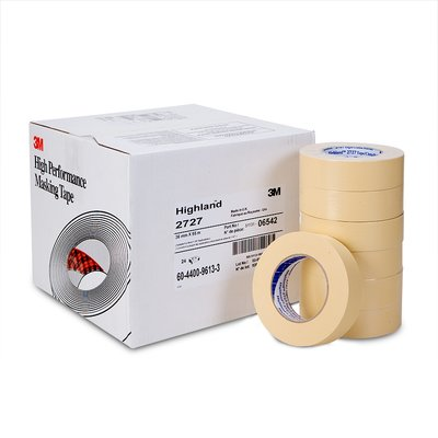 06542 36Mm X 5M Masking Tape 24Rl/Cs