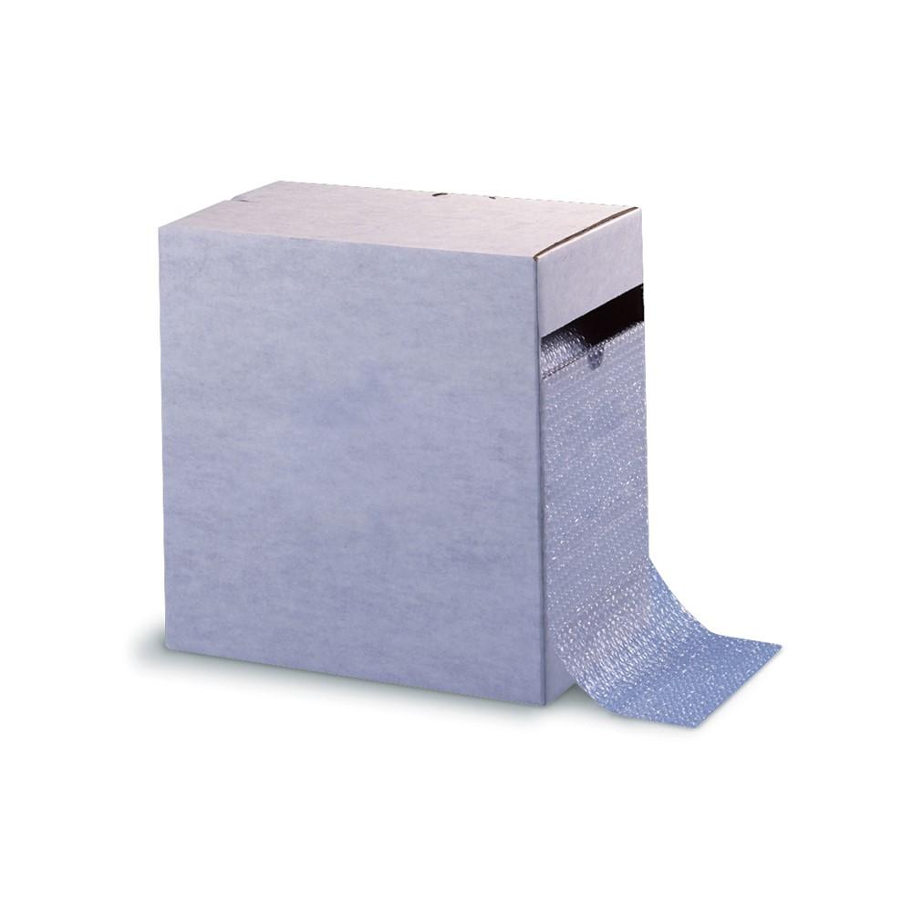 "1/2 X 12"" X 50' Perforated 12"" Limited Bubblewrap Dispenser Box 1Rl"