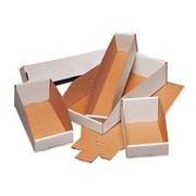 "10 X 12 X 8"" Jumbo Corrugated Bin Boxes 25/Bn 600/Plt"