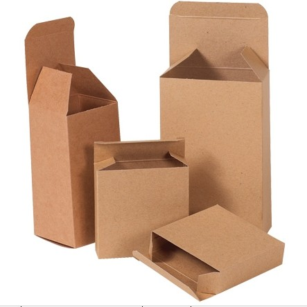 "1-5/8 X 9/16 X 1-5/8"" Reverse Tuck Fold Carton 2000/Cs"